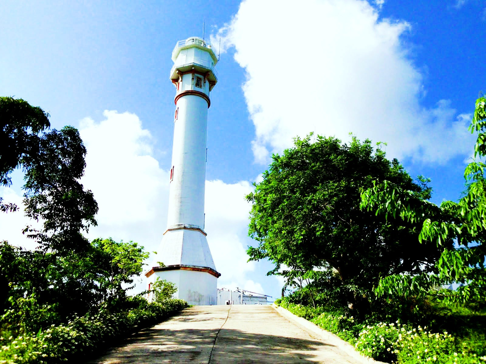 Lighthouses in Pangasi...