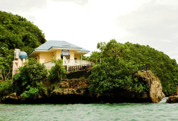 The Big Brother House In Hundred Islands National Park