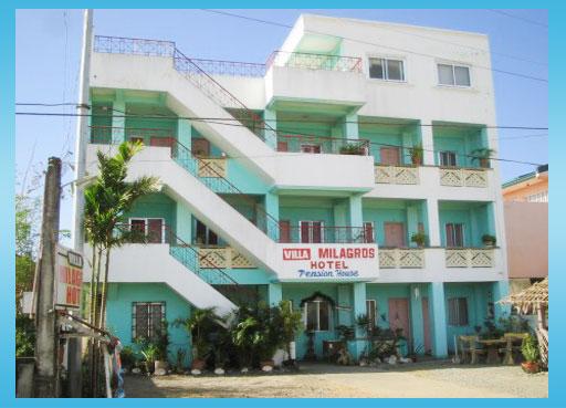 Villa Milagros Hotel Pension House Alaminos City