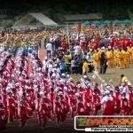 Palarong Pambansa 2012 (Opening Program and Parade of Delegates)