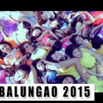 BALUNGAO TOWN FIESTA 2015