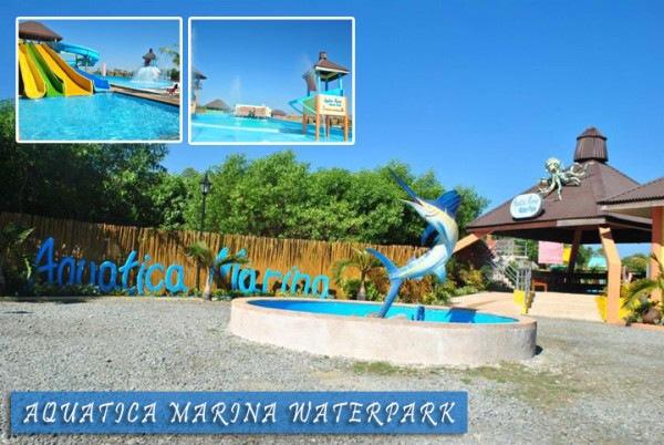 Aquatica-Marina waterpark