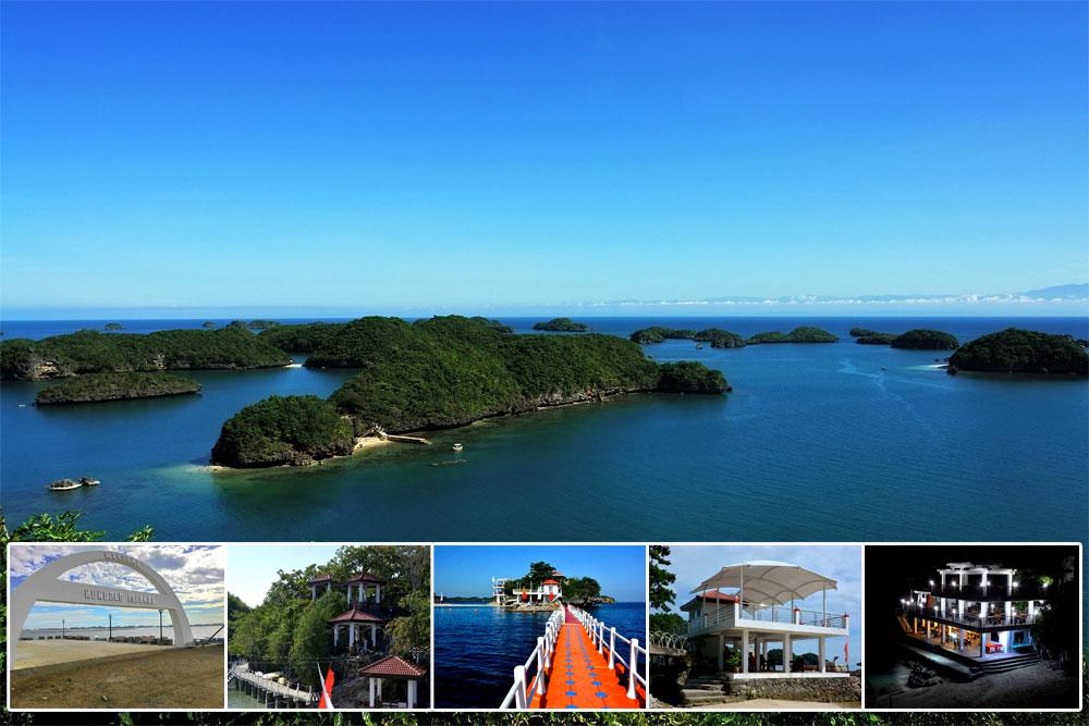 Hundred Island Pangasinan Tour