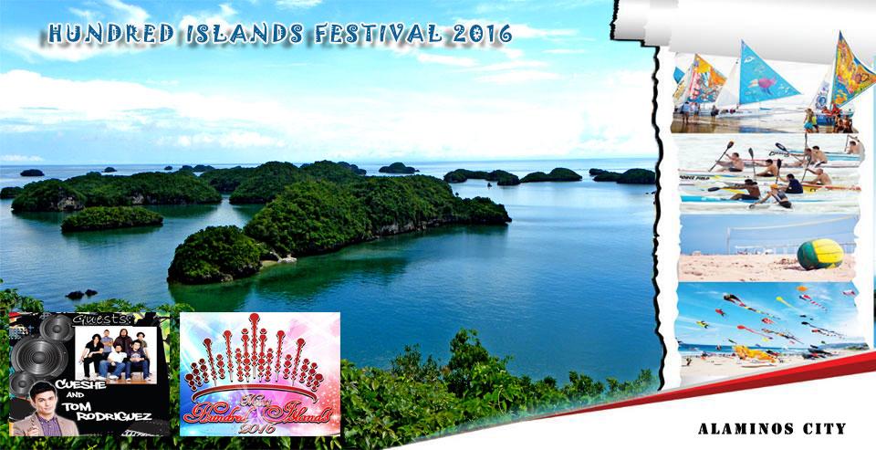 Hundred Islands Festival 2016