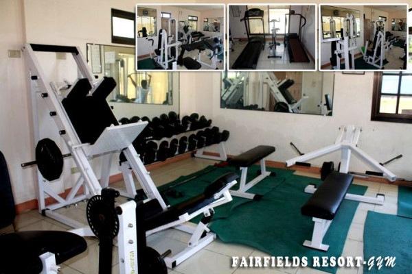 Fairfields-Resort-gym