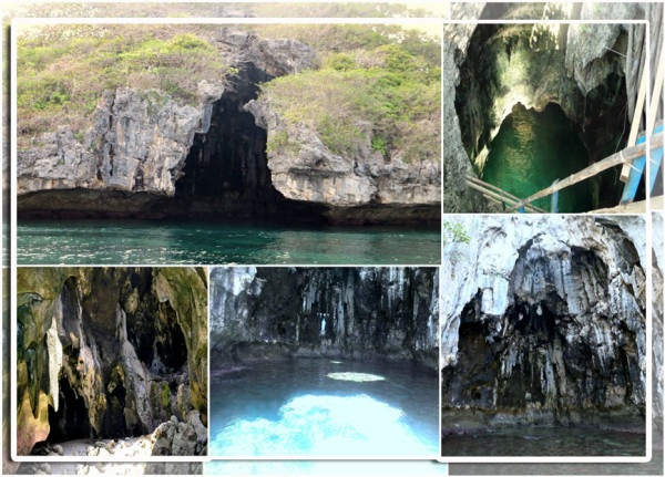 Hundred-Islands-Caves