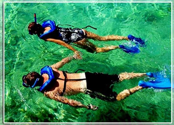 Hundred-Islands-Snorkeling