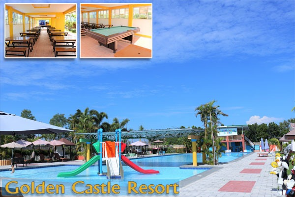 Golden Castle Resort In Pangasinan Rates And Rental Fees