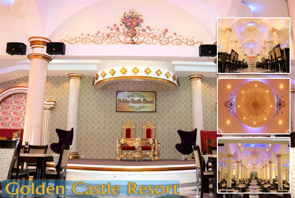 Golden Castle Resort in Pangasinan - Rates and Rental Fees