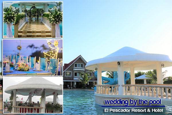 El Pescador Resort & Hotel- Wedding Packages Rates & Inclutions