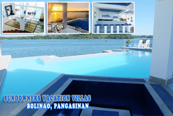Smart Car Rental >> Sundowners Vacation Villas in Bolinao Pangasinan
