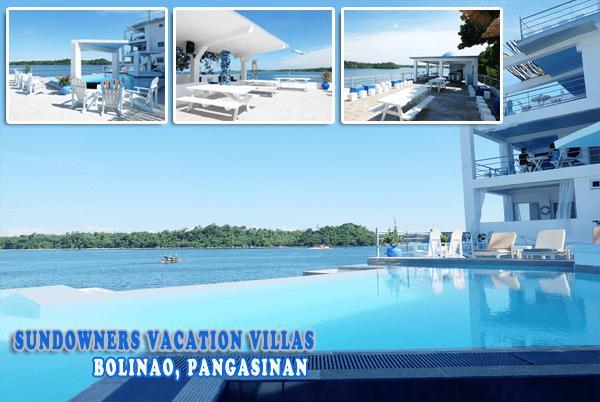 Sundowners Vacation Villas In Bolinao Pangasinan