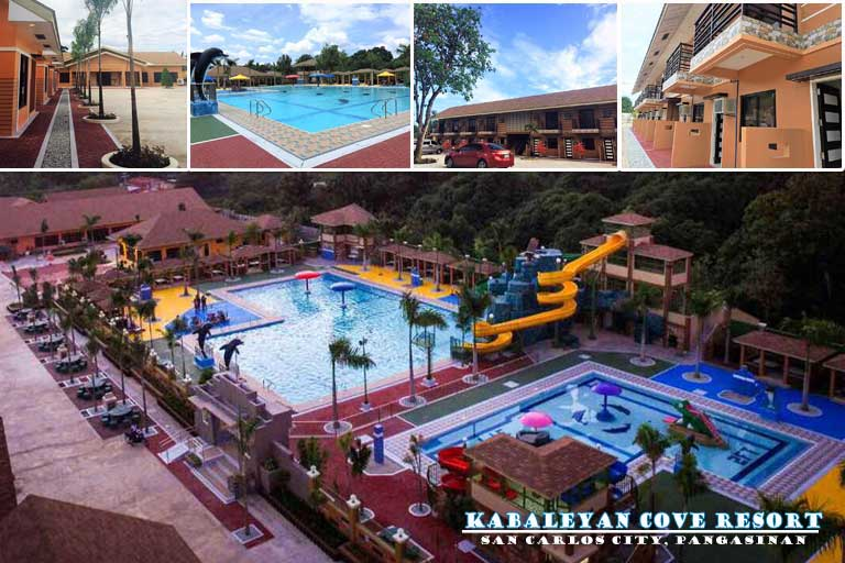 Kabaleyan Cove Resort In San Carlos City Pangasinan