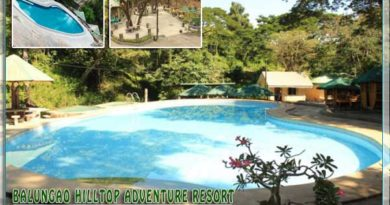 Balungao Hilltop Adventure Resort – Hot and Cold Springs