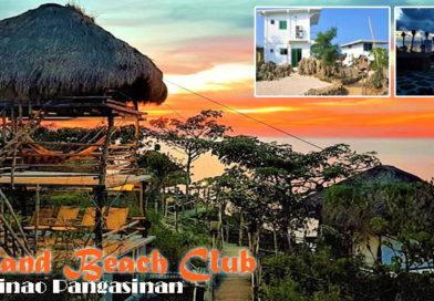 Birdland Beach Club in Bolinao