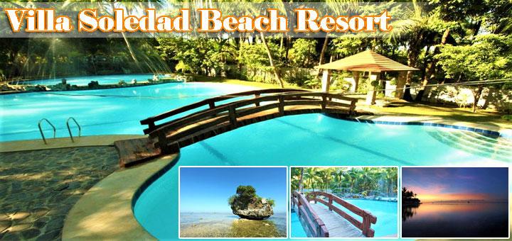Villa Soledad Beach Resort – Bolinao Pangasinan