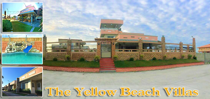 The Yellow Beach Villas
