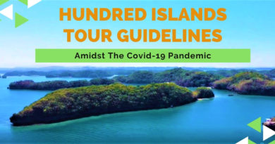 Hundred Islands Tour Guidelines Amidst The Covid-19 Pandemic